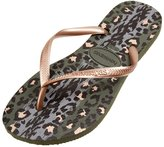 Havaianas Women's Slim Animal Flip Flop 8135496