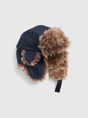 Gap Kids Cozy Trapper Hat