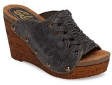 Sbicca Women's Genesis Platform Wedge Sandal
