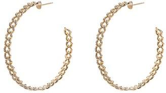Shay Link diamond earrings