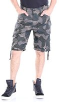 G Star Men's Rovic Combat Bermuda Short In G-13 Camo