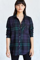 BDG Polly Flannel Button-Down Shirt