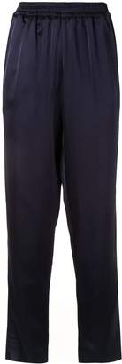 LAYEUR elasticated waist trousers