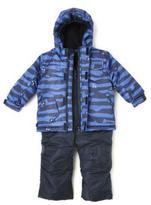 Nevada Infant Boys' 2-Piece Alpine Print Snow Suit