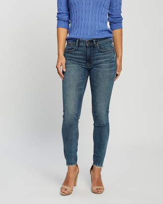 Polo Ralph Lauren Tompkins Skinny Jeans - Exclusives