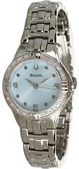 Bulova Ladies Diamond - 96R172
