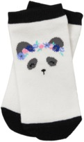 Crazy 8 Panda Socks