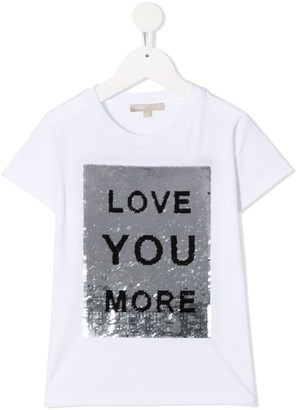Elie Saab Junior Sequin T-Shirt