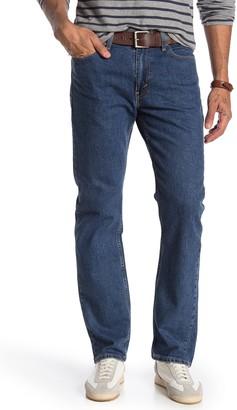 "Levi's 513 Slim Straight Fit Jeans - 30-34"" Inseam"