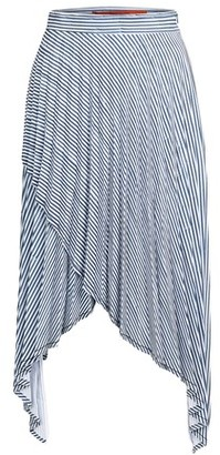 Thebe Magugu Pleated skirt