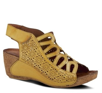 Spring Step Inocencia Wedge Sandal