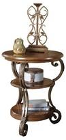 Ashley Nestor Chairside End Table - Medium Brown - Signature Design®