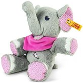 Steiff Trampili Elephant (Grey/Pink) by
