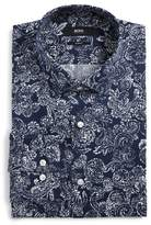 BOSS Slim Fit Paisley Dress Shirt