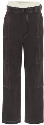 Jacquemus Le Pantalon Felix carrot jeans