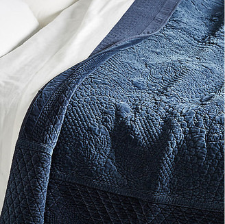Pom Pom at Home Marseille Coverlet - Navy Queen