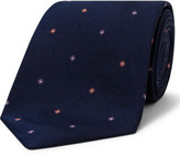 Paul Smith Floral Spot Tie