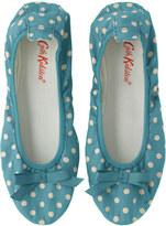 Cath Kidston Little Spot Foldaway Party Shoes