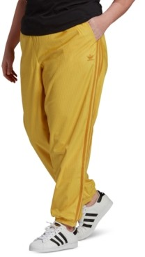 adidas Plus Size Corduroy Cuffed Pants