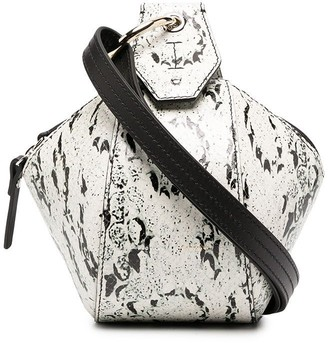 Proenza Schouler Snakeskin Print Tote Bag
