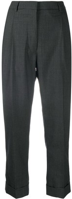Ports 1961 Cropped Slim-Fit Trousers