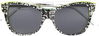 Cutler & Gross M1161 square sunglasses