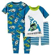 Just One You® made by Carter's Baby Boys' Snug Fit Cotton 4-Piece Pajama Set - Just One You Made by Carter's