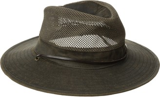 San Diego Hat Company San Diego Hat Co. Men's Outdoor Hat with Vented Crown with Stretch Band