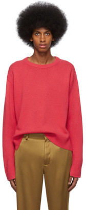 Sies Marjan Pink Cashmere Jett Sweater