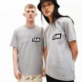 Lacoste Unisex LIVE Lacostism Print Cotton T-Shirt