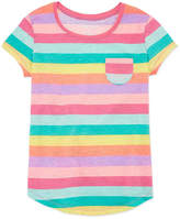 Arizona Short Sleeve Fave Tee - Girl's 4-16 & Plus