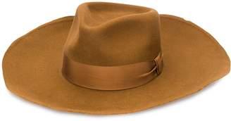 SuperDuper Hats Super Duper Hats Grateful ribbon fedora hat