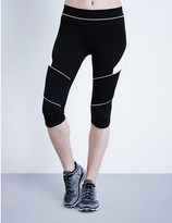 Ivy Park Contrast piping leggings