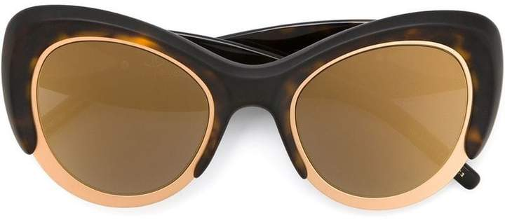 Pomellato Eyewear cat-eye sunglasses