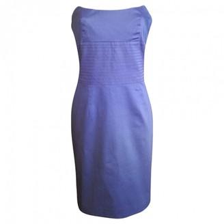 Gianfranco Ferre Purple Cotton - elasthane Dress for Women