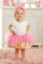 Mud Pie Pink Tutu Set