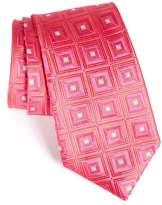 Nordstrom Frame Diamonds Silk Tie