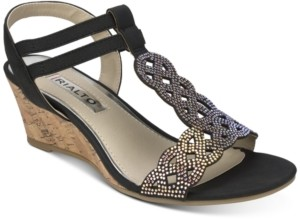 Rialto Carta Wedge Sandals Women's Shoes
