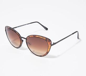Privé Revaux Shore Thing Printed Polarized Sunglasses