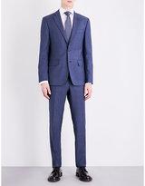 Hardy Amies Slim-fit wool suit
