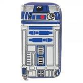 Star Wars R2D2 Large Zip Around Wallet