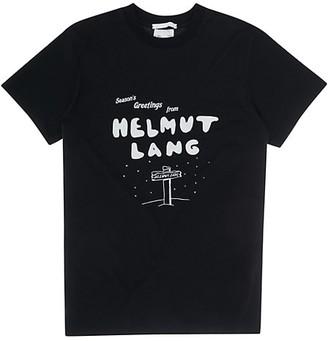 Helmut Lang Holiday Cotton T-Shirt