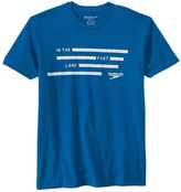 Speedo Men's In The Fast Lane Tee Shirt 8146432