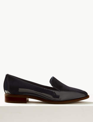 Marks and Spencer Leather & Suede Loafers