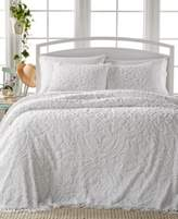 Victoria Classics Allison White Tufted 3-Pc Bedspread Sets