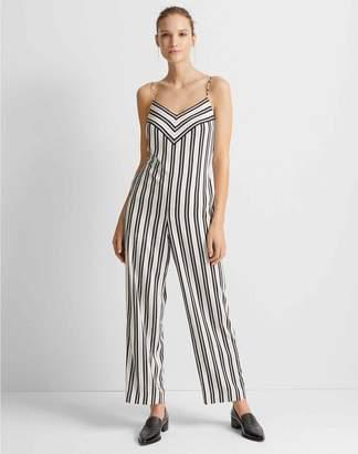Club Monaco Bar Stripe Jumpsuit