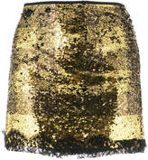 Redemption sequined mini skirt