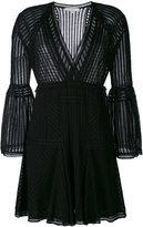 IRO Gwen dress - women - Cotton/Polyamide/Spandex/Elastane - 38