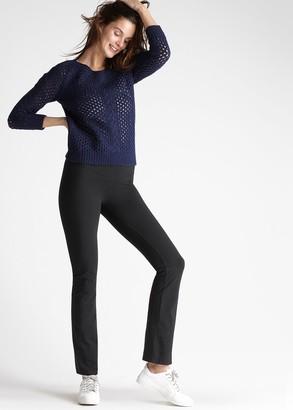 Yummie Jodi Slim Bootcut Cotton Stretch Shaping Legging