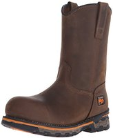 Timberland Men's AG Boss Alloy Safety-Toe Pull-On Boot